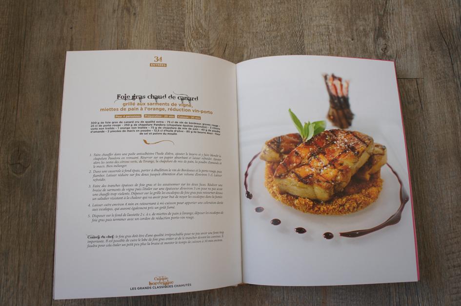 Cuisine bordelaise - Christophe Girardot