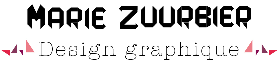Marie Zuurbier design graphique