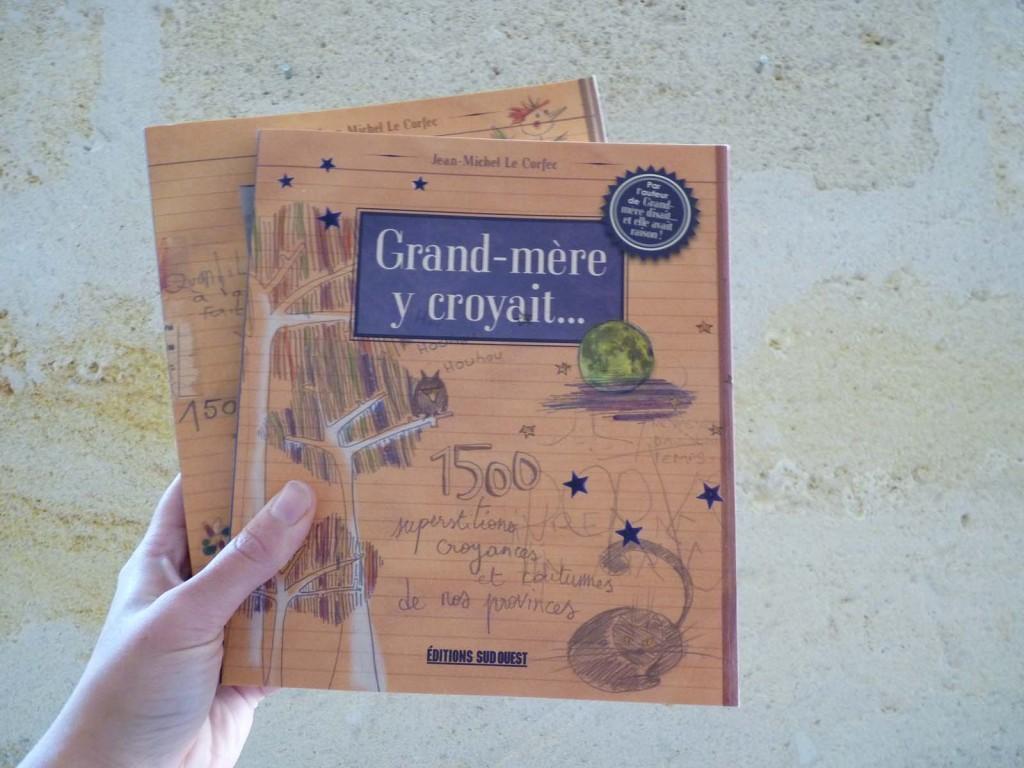 livre grand-mère